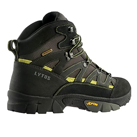 adb73fbe3b1bc Impermeabile Lytos Eiger scarpe da trekking con suola in Vibram ...