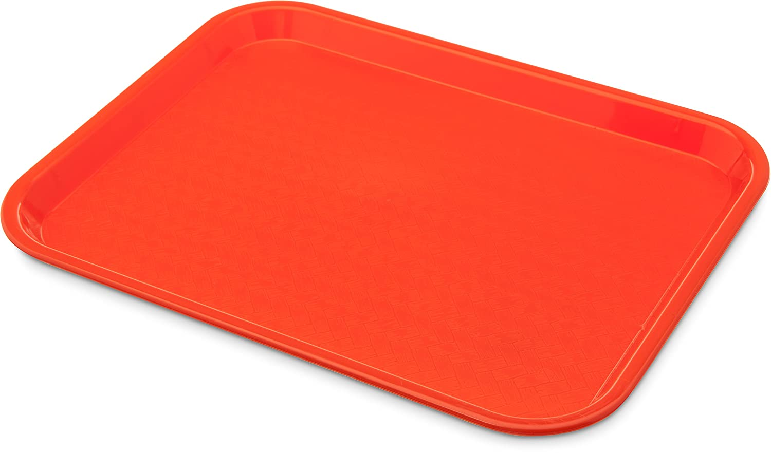 Carlisle CT101424 Café Standard Cafeteria / Fast Food Tray, 10