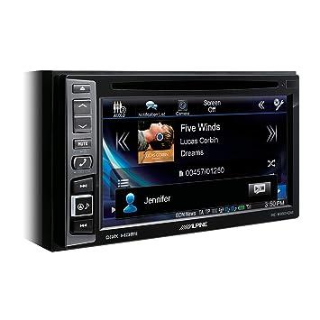 "Alpine INE-W990HDMI Fijo 6.1"" LCD Pantalla táctil 2120g Negro navegador - Navegador GPS"