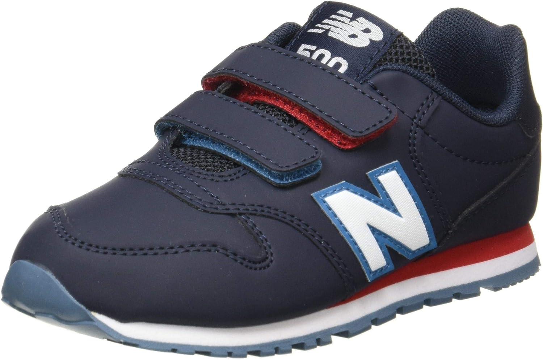 New Balance 500 Yv500rnr Wide, Zapatillas para Niños