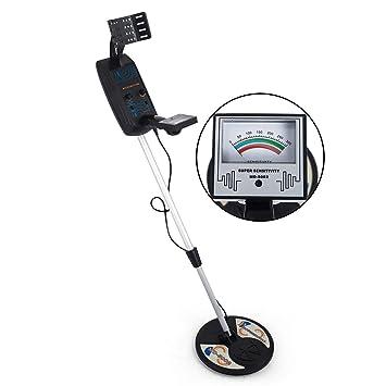 Moracle MD-5002Detector de Metales Detector de Metales Completamente Automático Detector de Metales Detector de Metales Alta Profundidad (MD-5002): ...