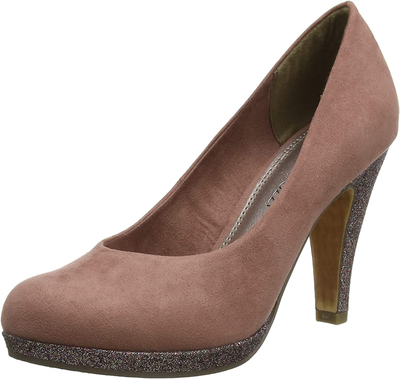 MARCO TOZZI 2-2-22441-33, Zapatos con Plataforma para Mujer