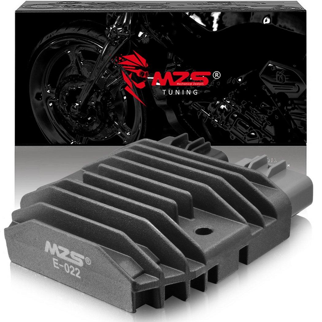 MZS Voltage Regulator Rectifier 4012941 for Polaris Ranger 400 500 570 800 / Crew 500 570 800 900 / XP 800 900 / RZR 570 800 / RZR 4 800