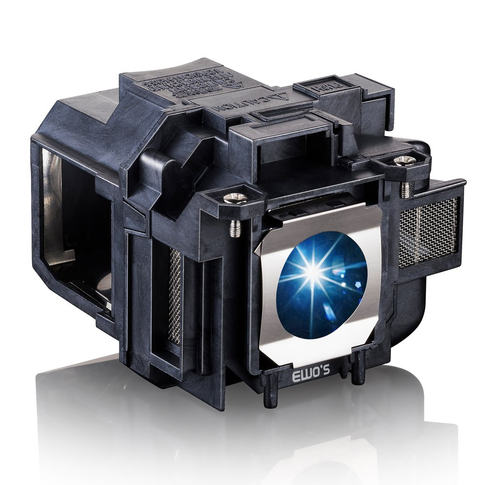 EWO'S ELP88 Replacement Projector Lamp for Elplp88 Epson Powerlite Home Cinema 2040 1040 2045 740HD 640 EX3240 EX7240 EX9200 EX5250 EX5240 VS240 VS345 VS340 Projector Lamp Bulb Replacement