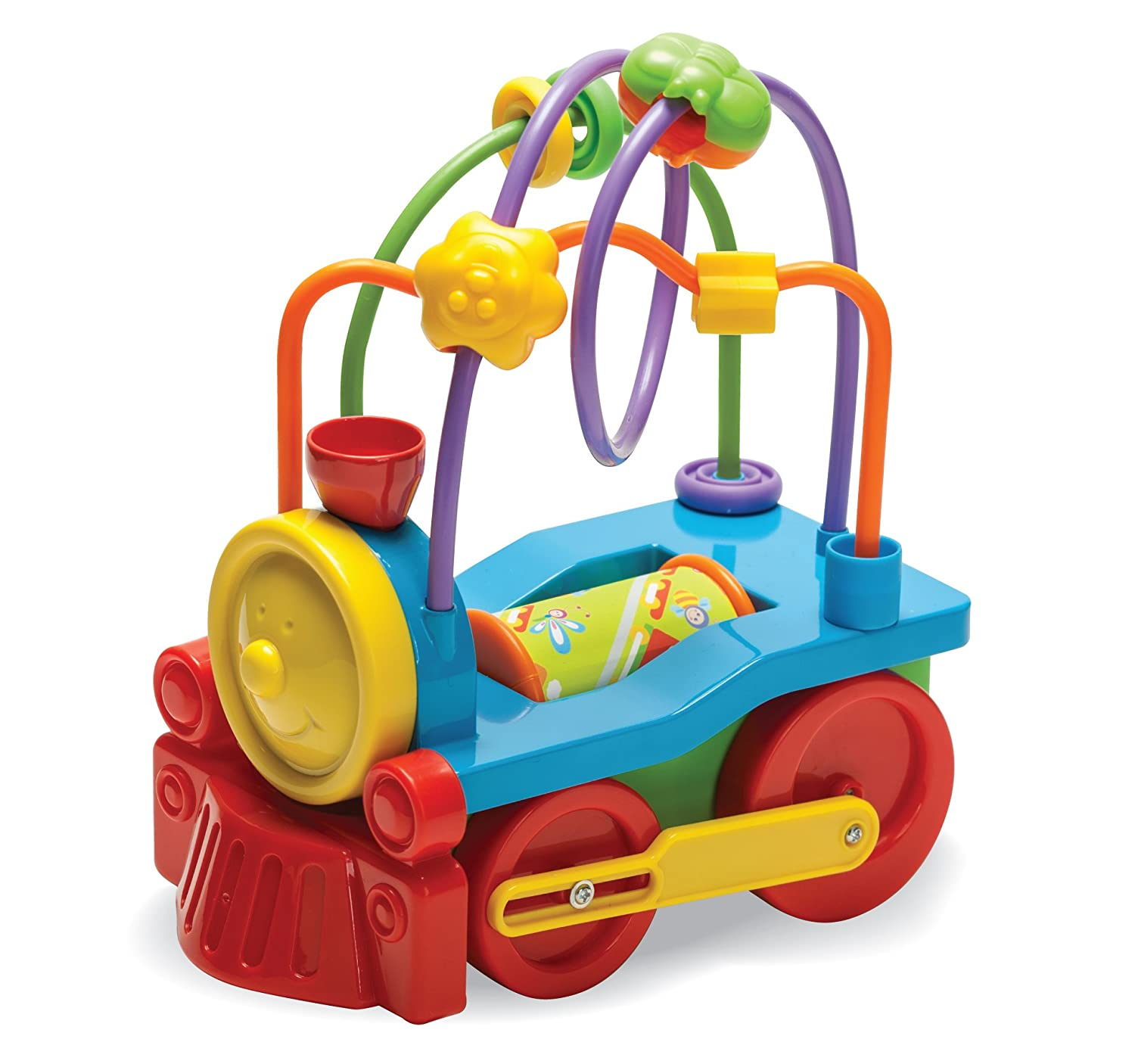 Fun Time Bead Runner Loco Toy (Multicolor) 5908