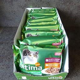 Ultima Comida Húmeda para Gatos con Problemas del Tracto Urinario ...