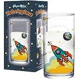 Lutz Mauder 19607 TapirElla Trinkglas Rakete