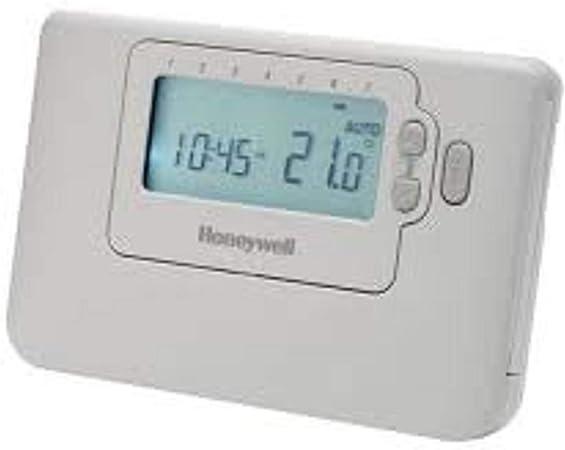 Termostato programable para 7 d/ías Honeywell CM707
