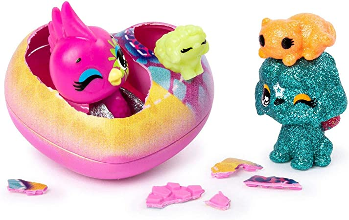 Hatchimals-hatchimals colleggtibles Pet obssessed PET SHOP 2 Pack-Neuf