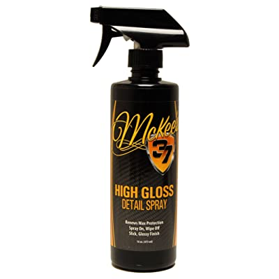 McKee's 37 MK37-368 High Gloss Detail Spray, 16 fl. oz.: Automotive