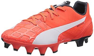 9707ac6b6e62 PUMA Evospeed 1.4 Firm Ground JR Soccer Shoe (Infant Toddler Little Kid