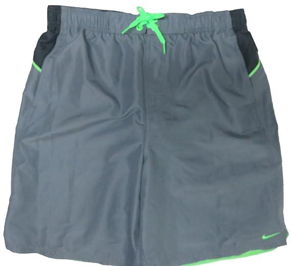 1bf8c3bd9d Amazon.com: Nike Mens Core Colorblock Athletic Swim Shorts NESS6412 ...