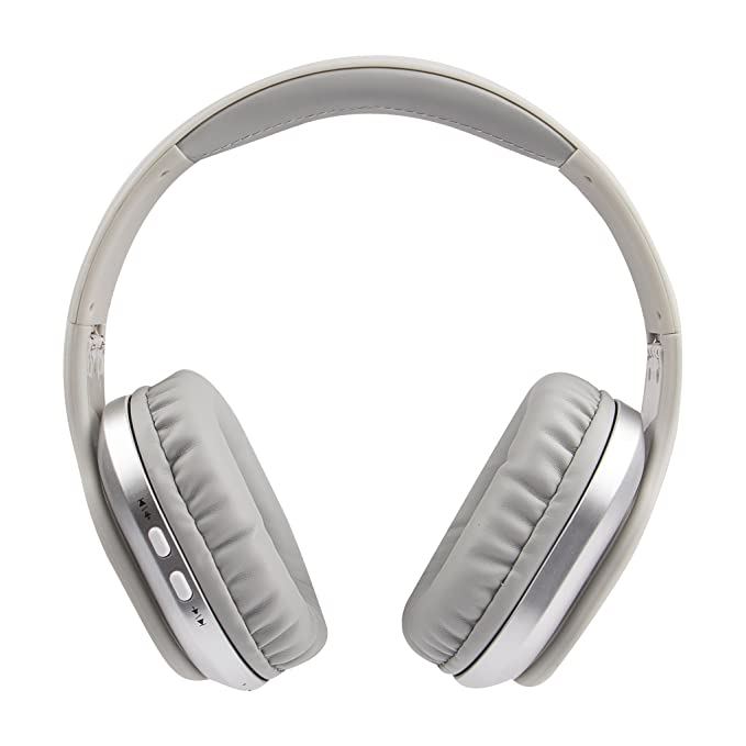 7148fcd9f48 Image Unavailable. Image not available for. Color: Altec Lansing MZX667-GR  Evolution2 Waterproof Bluetooth Headphones ...