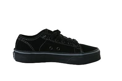 4e24ee556c Vans Ferris (Suede) Black Black VN-0 MA06D3 Trainers for Unisex ...