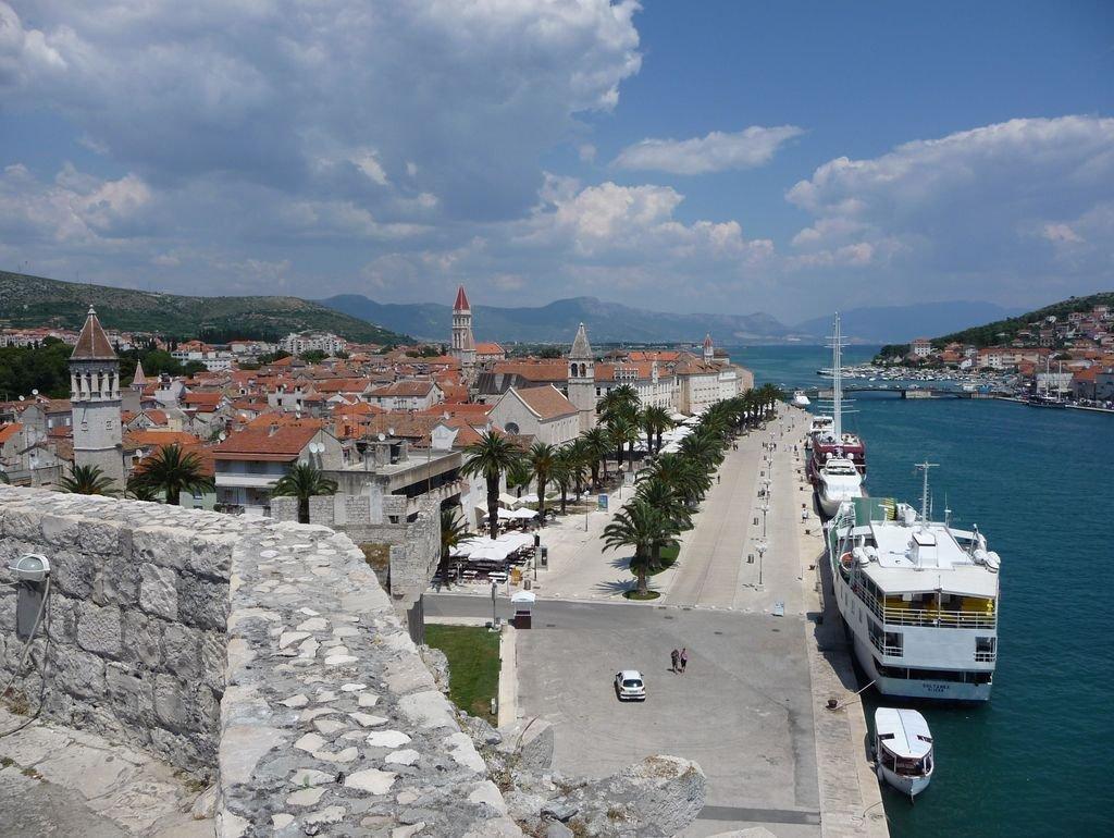Lais Puzzle Trogir Kroatien 2000 Teile