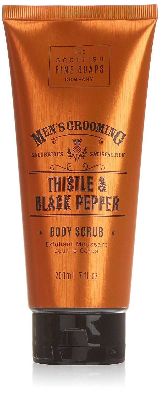 The Scottish Fine Soaps Company Men's Grooming Exfoliante Corporal - 200 ml No aplica