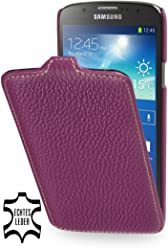 StilGut, UltraSlim, pochette exclusive pour le Samsung Galaxy S4 Active i9295, en pourpre