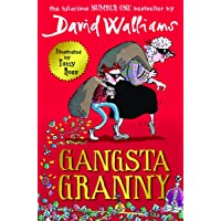 Gangsta Granny by David Walliams - Paperback