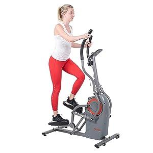 Sunny Health & Fitness Performance Cardio Climber - SF-E3911