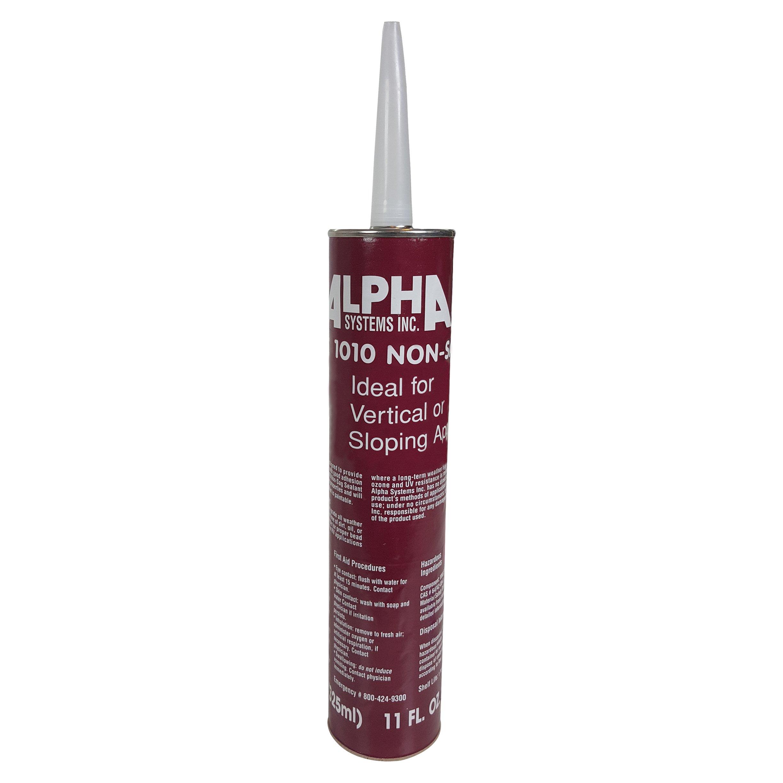 Alpha Systems 1010 Non-Sag RV Lap Sealant by RecPro