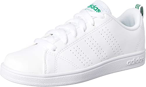 Adidas Vs Advantage Cl K Baskets, Mixte Enfant, Blanc, 4.5