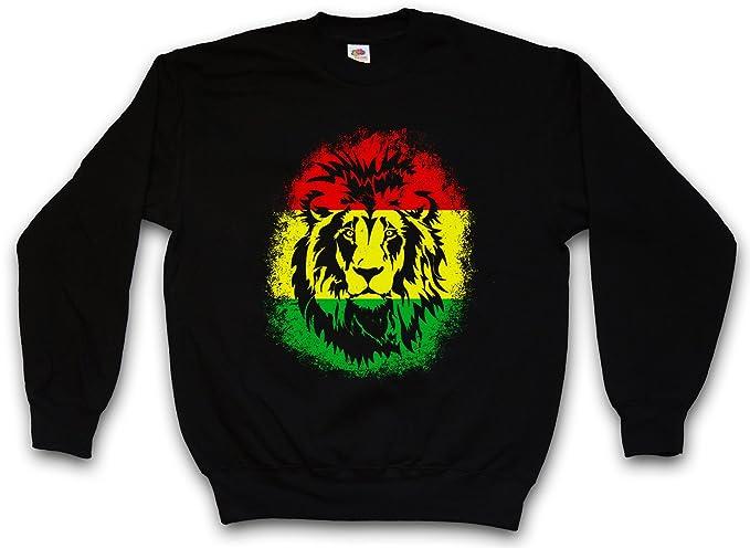 Urban Backwoods Rastafari Lion II Sudadera para Hombre Sweatshirt Pullover - Tamaños S - 3XL: Amazon.es: Ropa y accesorios
