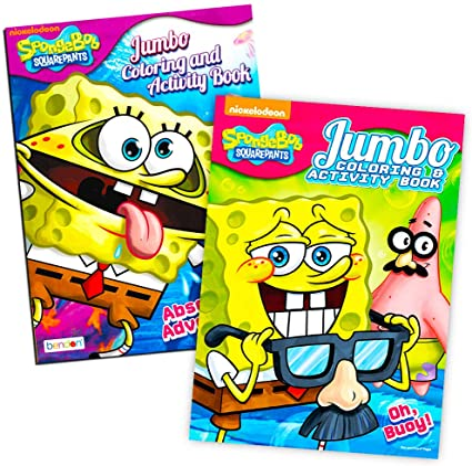 Spongebob Coloring Book Www.robertdee.org