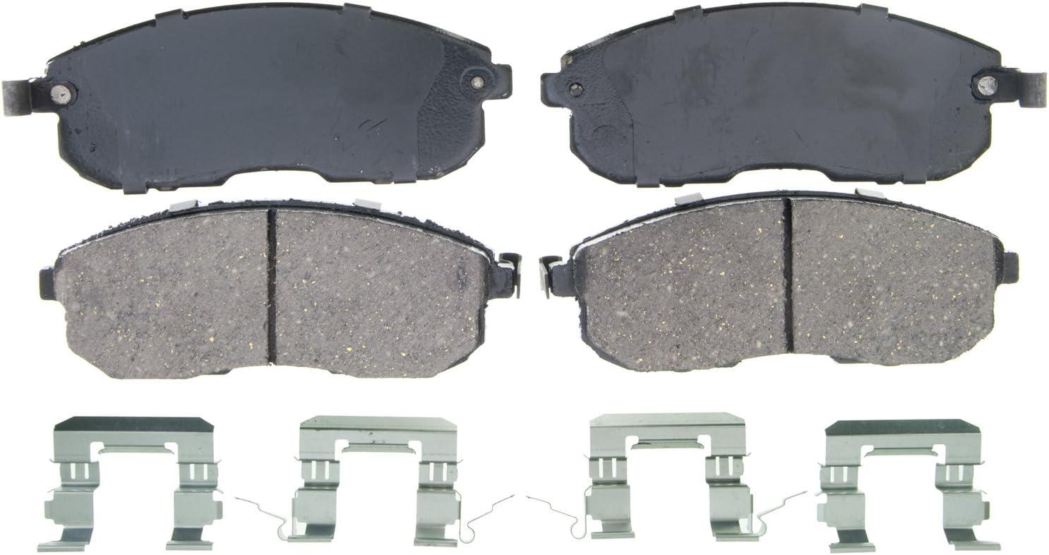 Disc Brake Pad Set-QuickStop Disc Brake Pad Front Wagner ZD1444