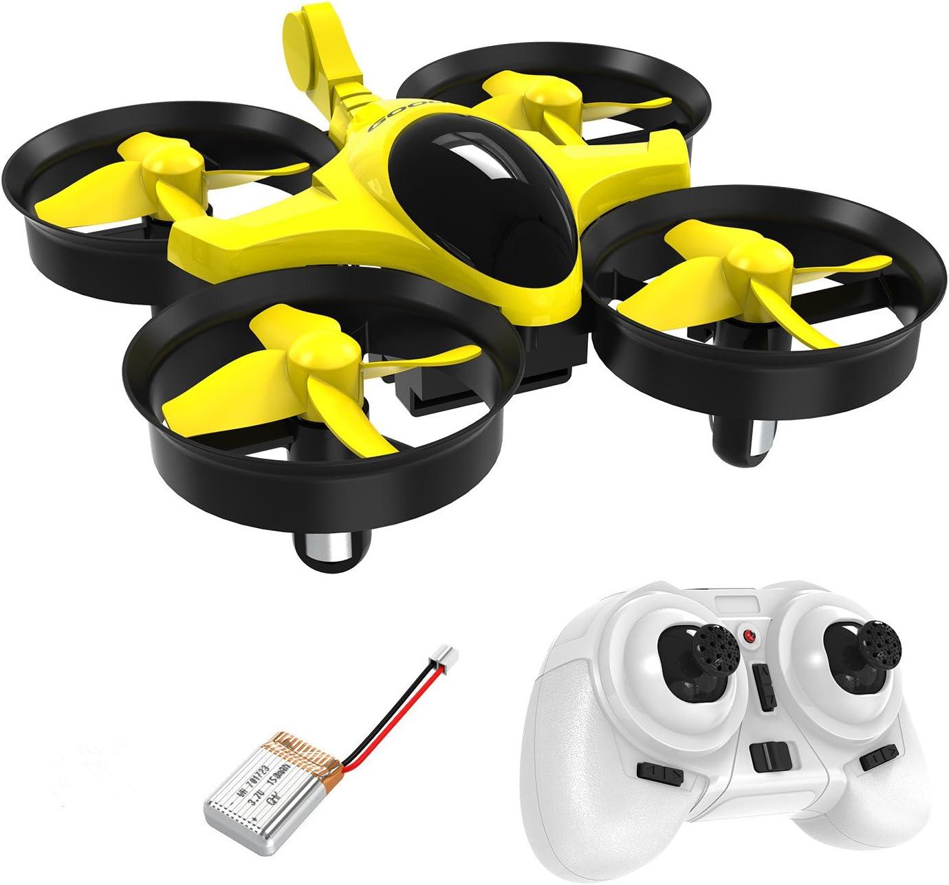 GoolRC Scorpion T36 2,4 G 4CH 6 assi giroscopio 3D-Flip antischiacciamento UFO RC Quadcopter RTF Drone Gran regali Giocattoli