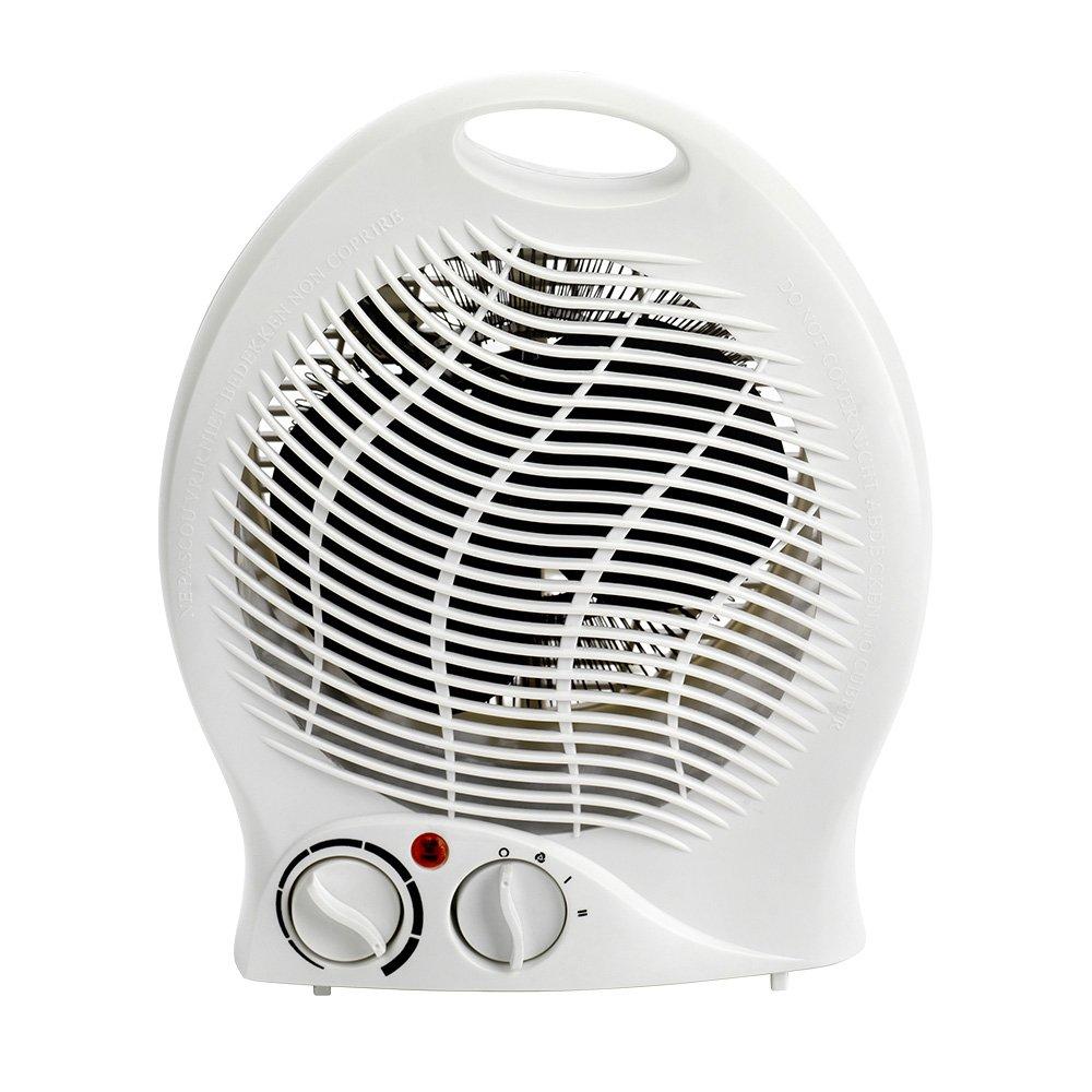 Status Portable Fan Heater 2000 W White