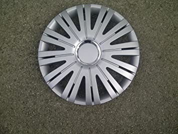 PEUGEOT 207 16 Phoenix Car Wheel Trims Hub Caps Plastic Covers Silver