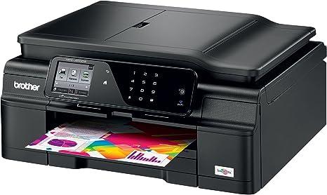 Brother MFCJ650DW - Impresora, copiadora, escáner y fax de ...