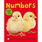 Bright Baby Numbers: Touch and Feel (Bright Baby Touch and Feel)