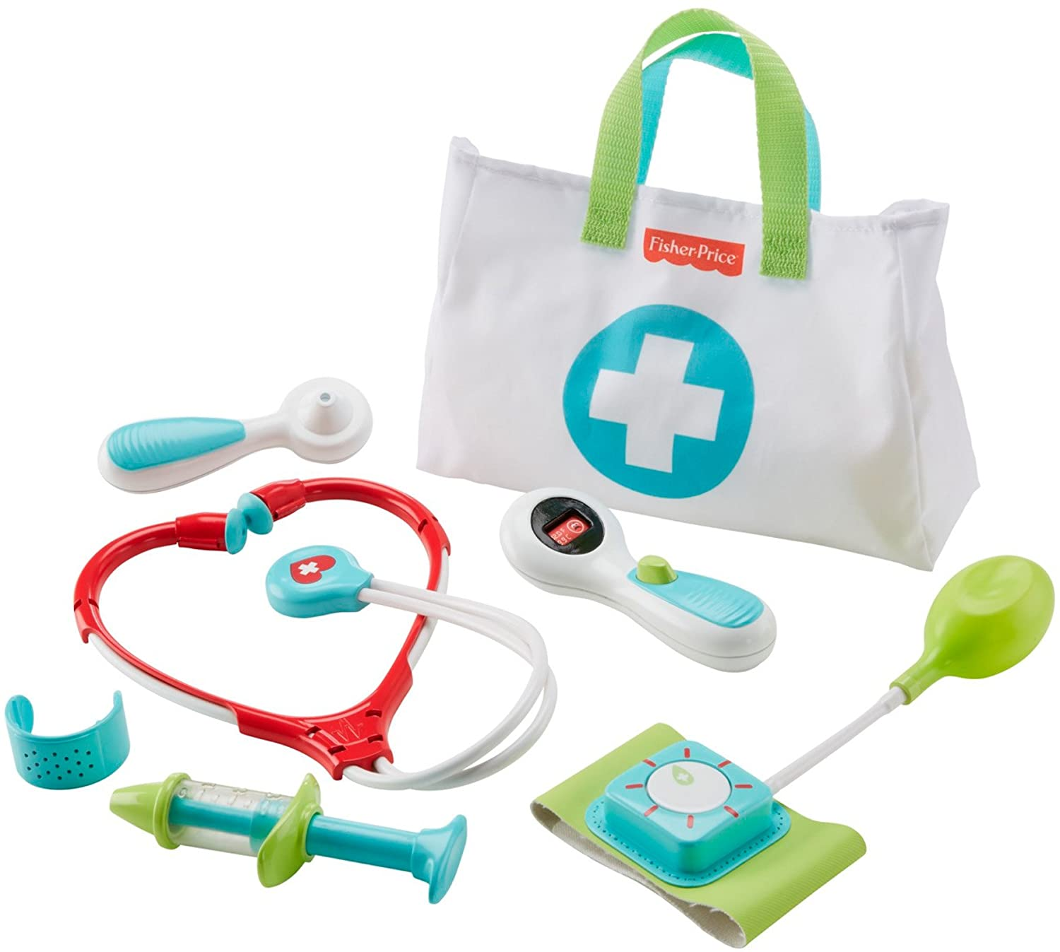 Fisher Price Maletín pequeño doctor
