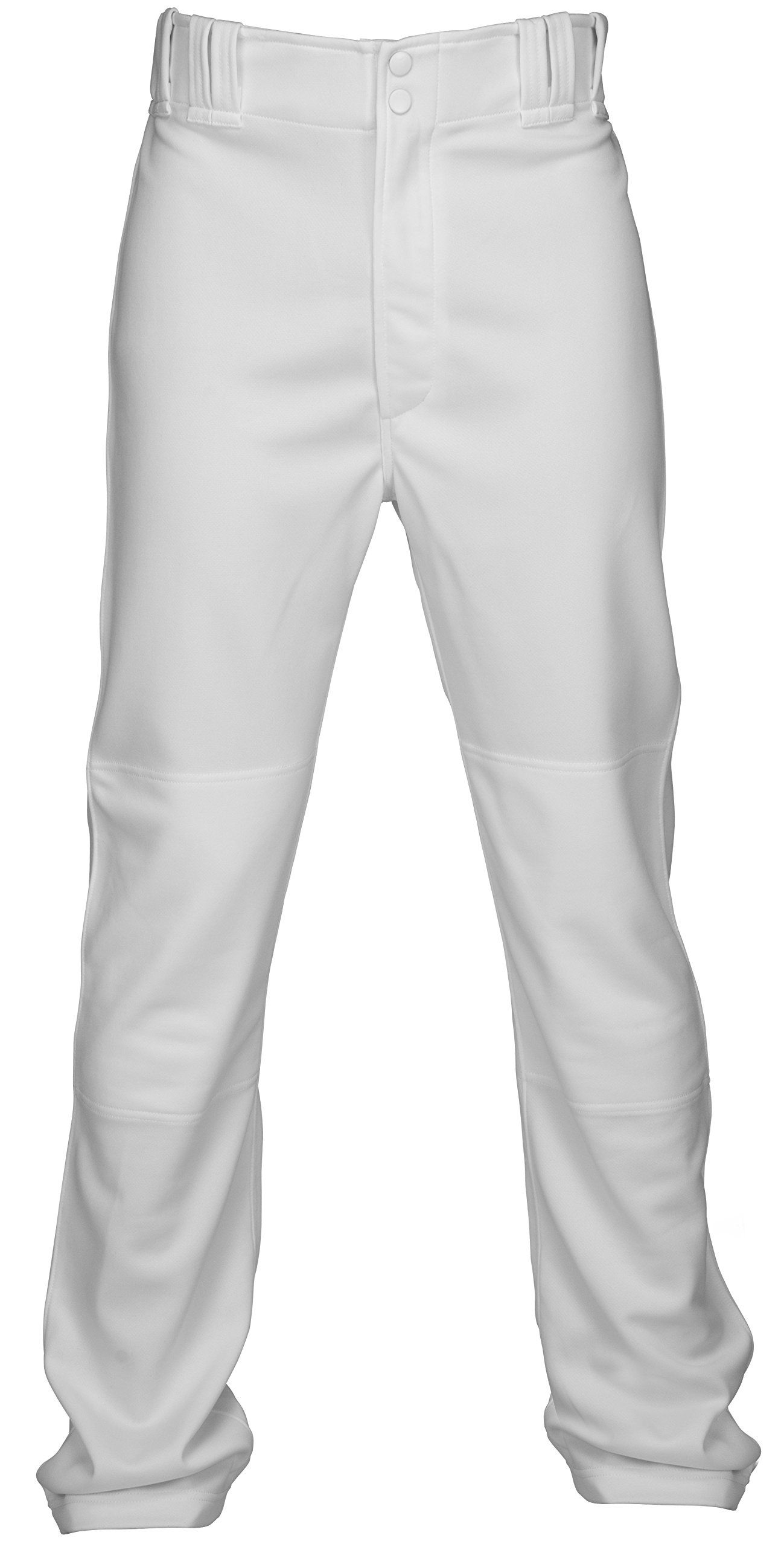 Marucci Youth Elite Double Knit Baseball Pant, White, Large by Marucci