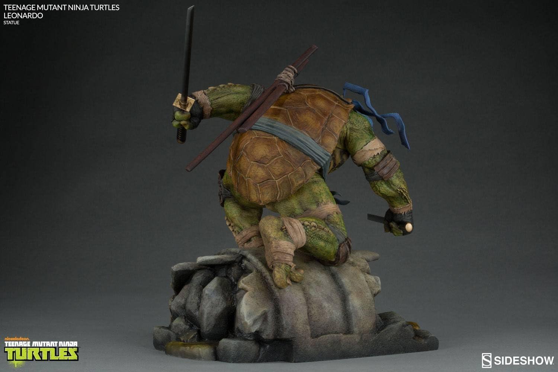 Sideshow Teenage Mutant Ninja Turtles TMNT Leonardo Statue