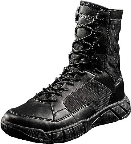 PAVEHAWK Men's 8 inch Tactical Boots