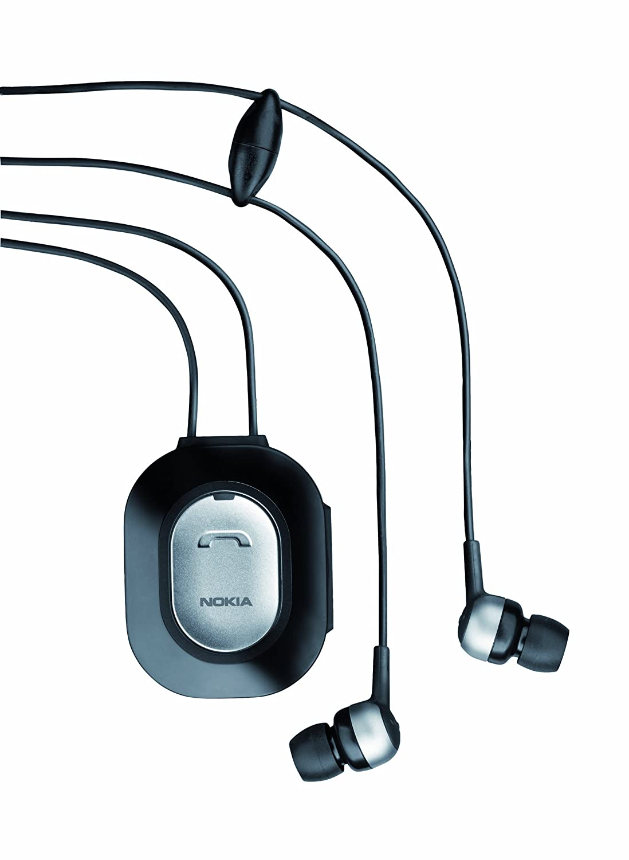 1c7d8af1d0a Nokia BH-103 Bluetooth Headset: Amazon.co.uk: Electronics
