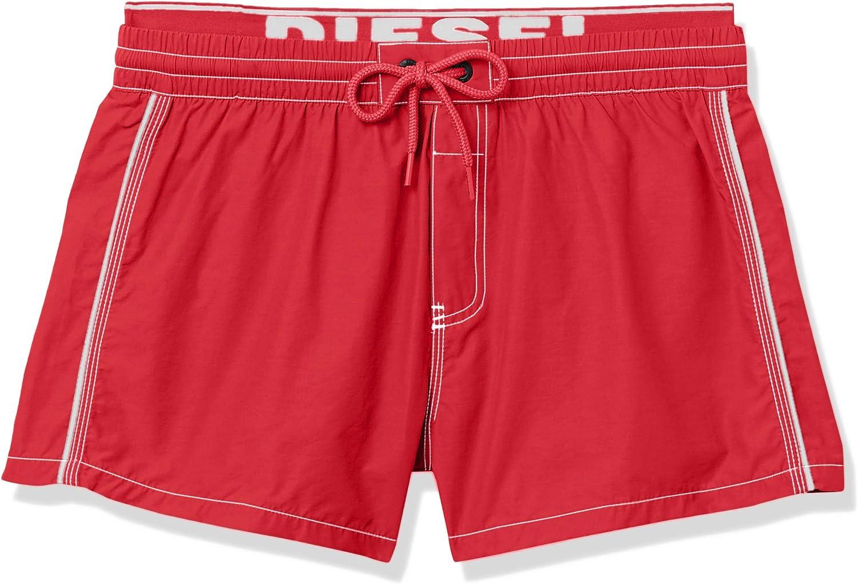 Diesel Men's Seaside 6 Inch Selling Swim Trunk OFFer Boxer Solid