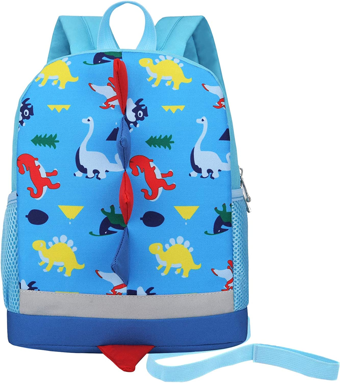 Kids Toddler Backpack Kindergarten Pack Harness Leash Lunch Box Boys Girls