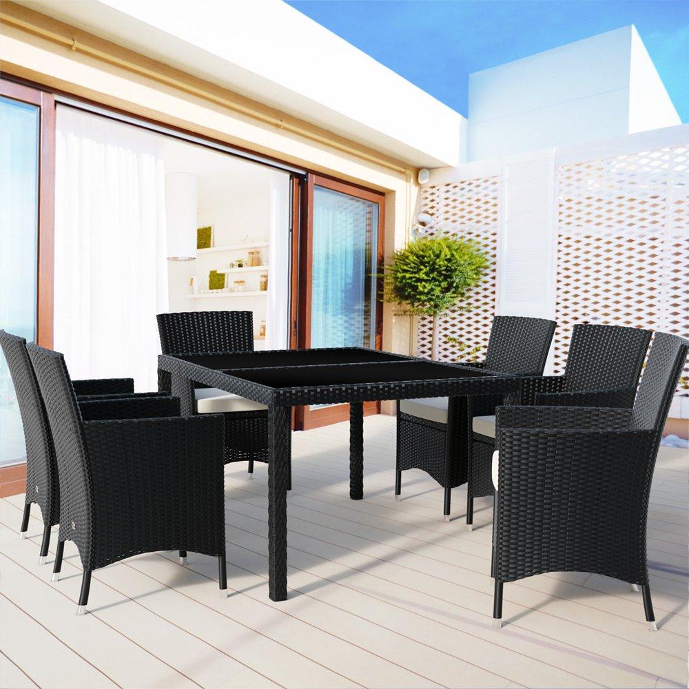 Sillas de asiento de muebles jardín jardín estructura de ...