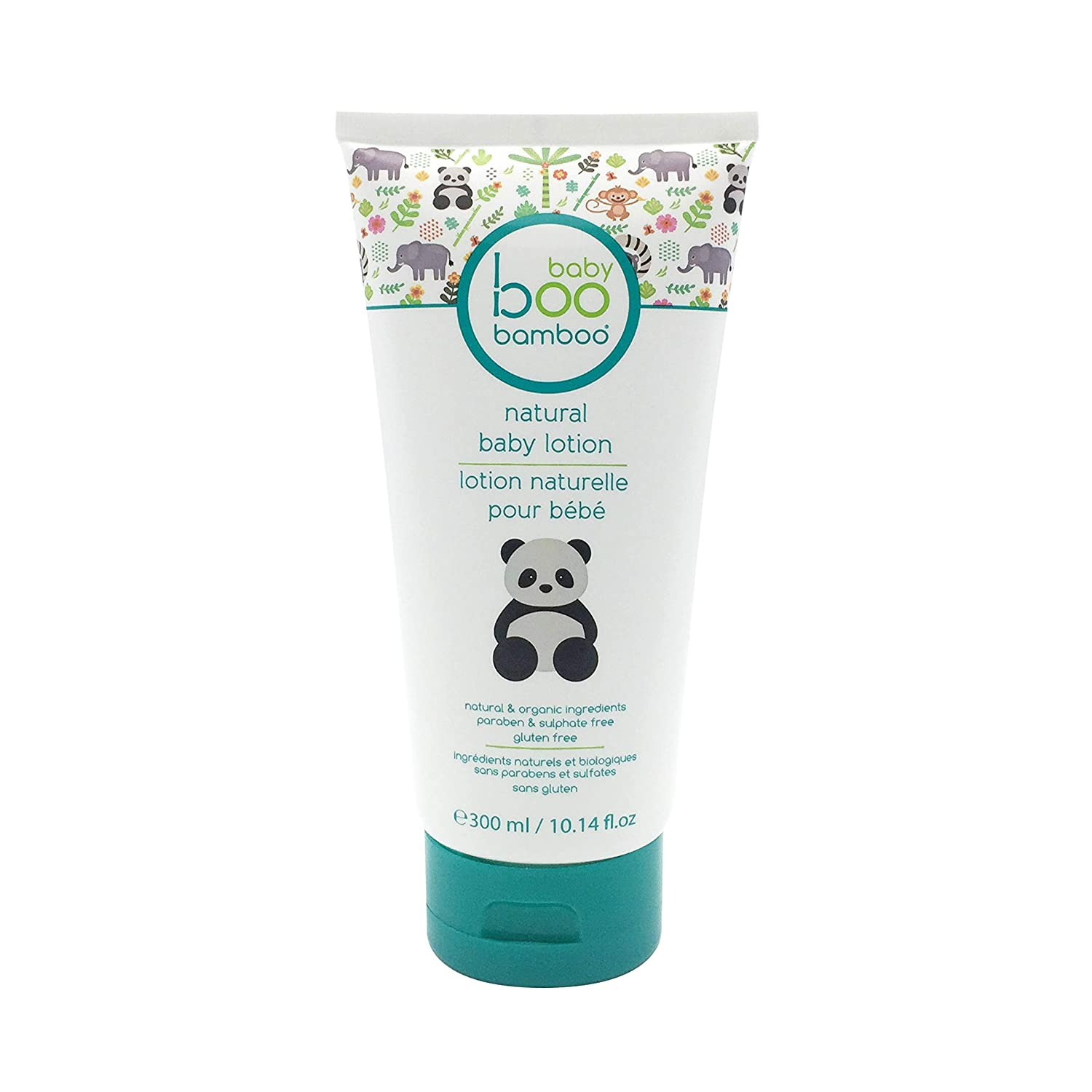 Boo Bamboo Silky Smooth Baby lotion Baby boo lotion 300ml 8021