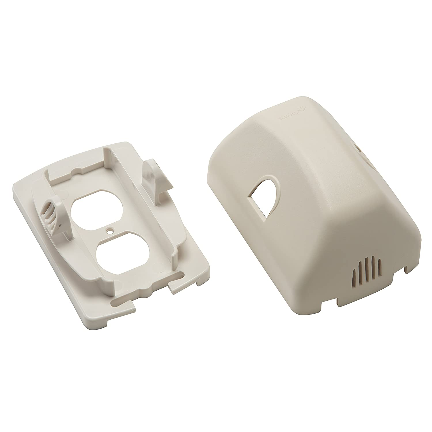 Safety 1st Plug Protectors 36 Count with Safety 1st Outlet Cover with Cord Shortener for Baby Proofing