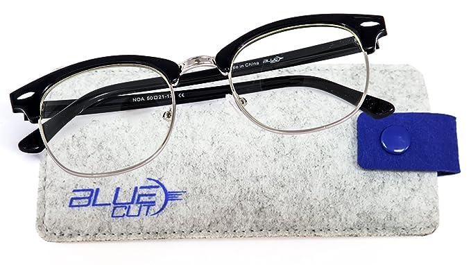 b719d6eb14 GREAT PICK Blue Light Blocking Glasses – Anti-Fatigue Computer Glasses  Prevent Headaches Gamer Glasses