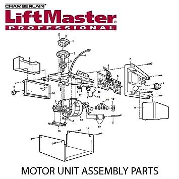craftsman garage door partsLiftMaster 41A4371 Belt Cover Cap Retainer Garage Door Opener