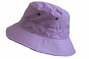 Fuschia Bucket Hat Cap Boonie Cotton Fishing Hunting Safari Sun Men Women  Brim 8f4acbf134ce