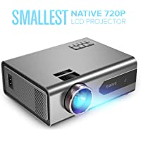 Xiaoya T8 3200-Lumens LCD Home Theater Projector