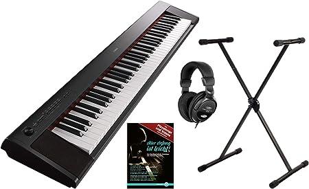 Yamaha piag Gero NP de 32 portable Piano Set (76 teclas ...