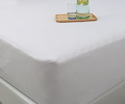 Amazoncom Safe And Sound King Size Waterproof Mattress Protector