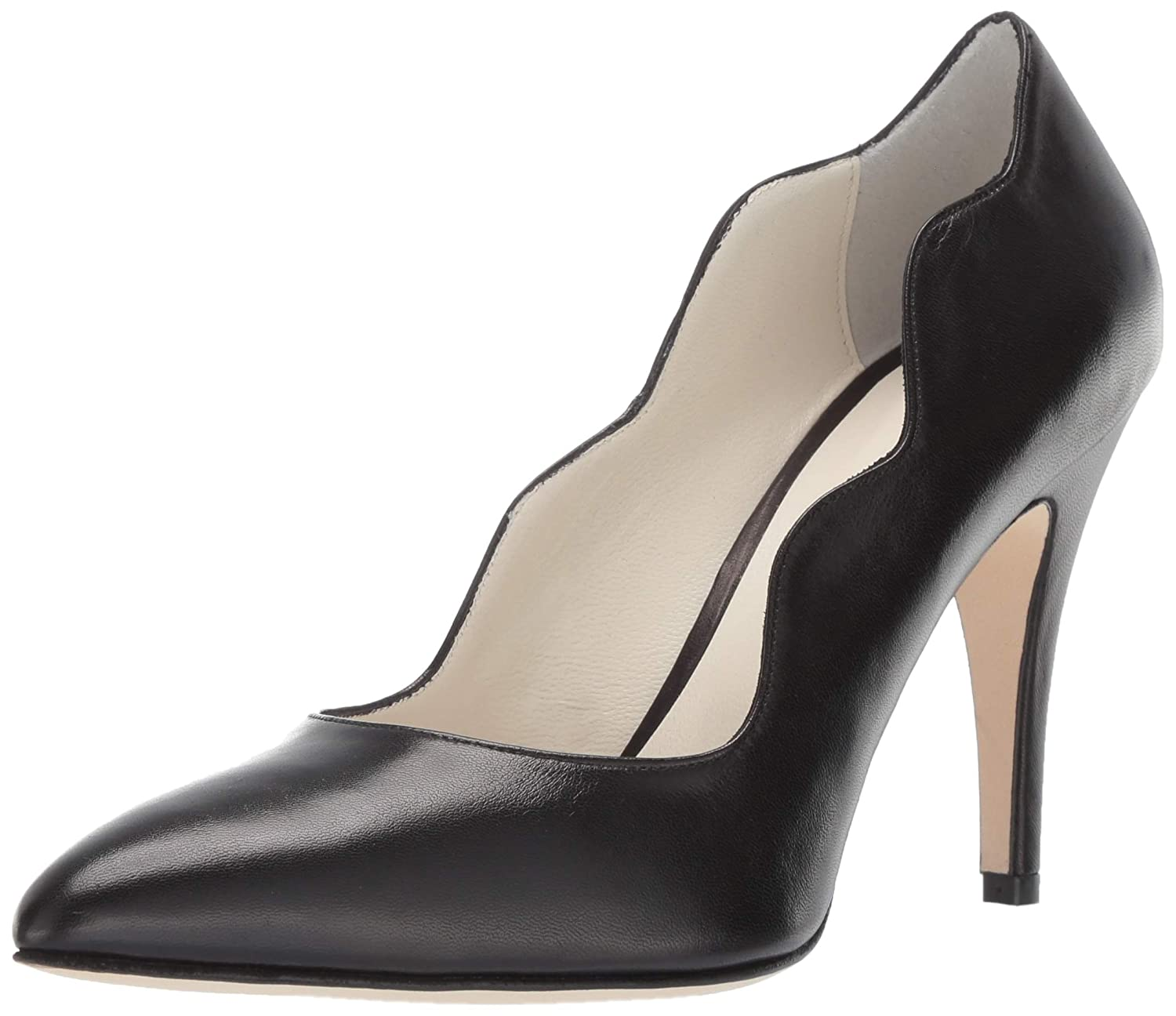 Black Bettye Muller Womens Gentry Pump